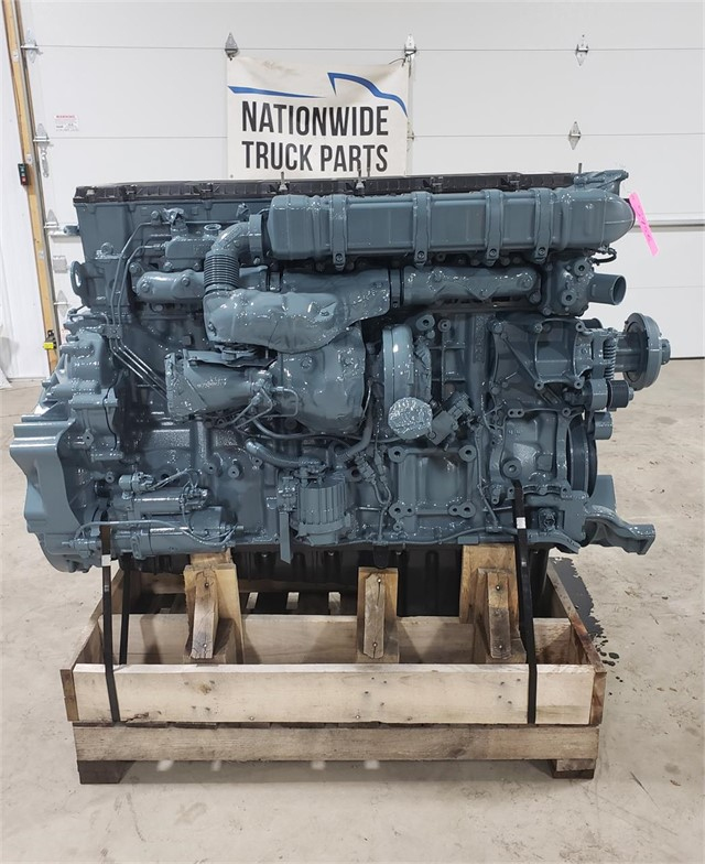 2014 DETROIT DD15 Complete Engine #1