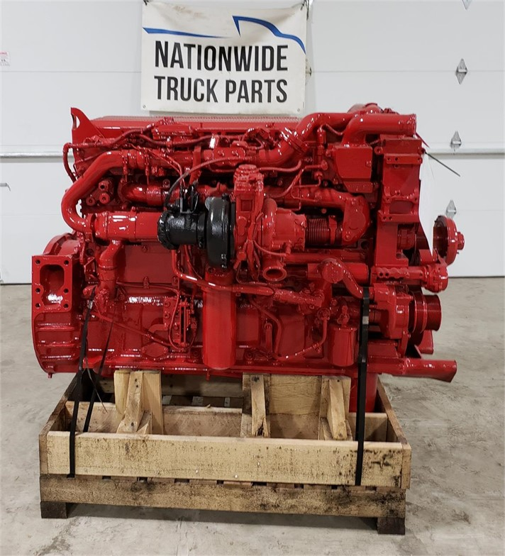 USED 2014 CUMMINS ISX15 COMPLETE ENGINE TRUCK PARTS #2020