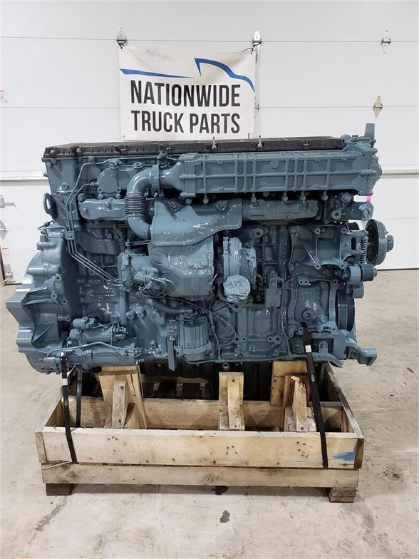 USED 2014 DETROIT DD15 COMPLETE ENGINE TRUCK PARTS #2022