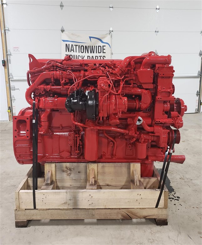 USED 2012 CUMMINS ISX15 COMPLETE ENGINE TRUCK PARTS #2026