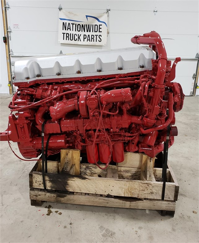 2012 MACK MP8-445C Complete Engine #1