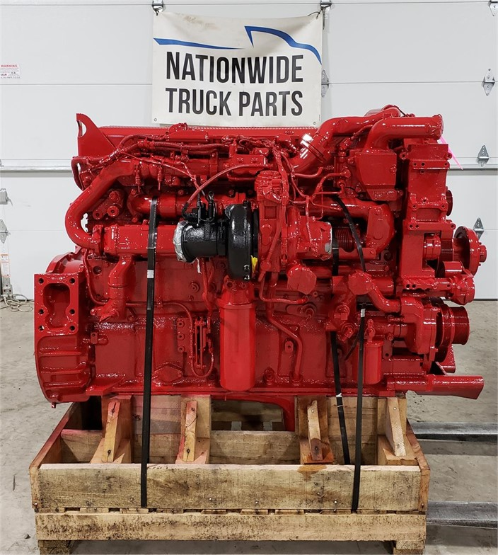 USED 2012 CUMMINS ISX15 COMPLETE ENGINE TRUCK PARTS #2032