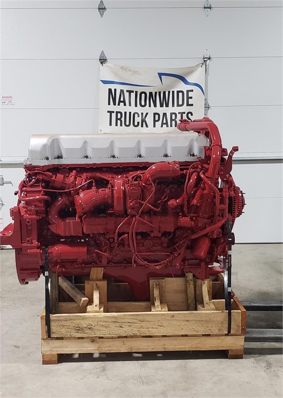 2012 MACK MP8-445E Complete Engine #1