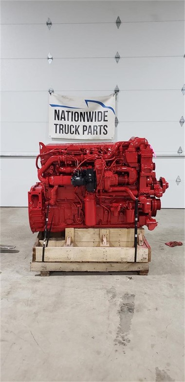 USED 2012 CUMMINS ISX15 COMPLETE ENGINE TRUCK PARTS #2034