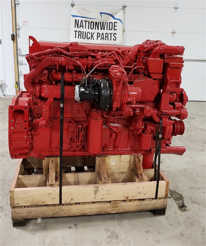 USED 2011 CUMMINS ISX15 COMPLETE ENGINE TRUCK PARTS #2036
