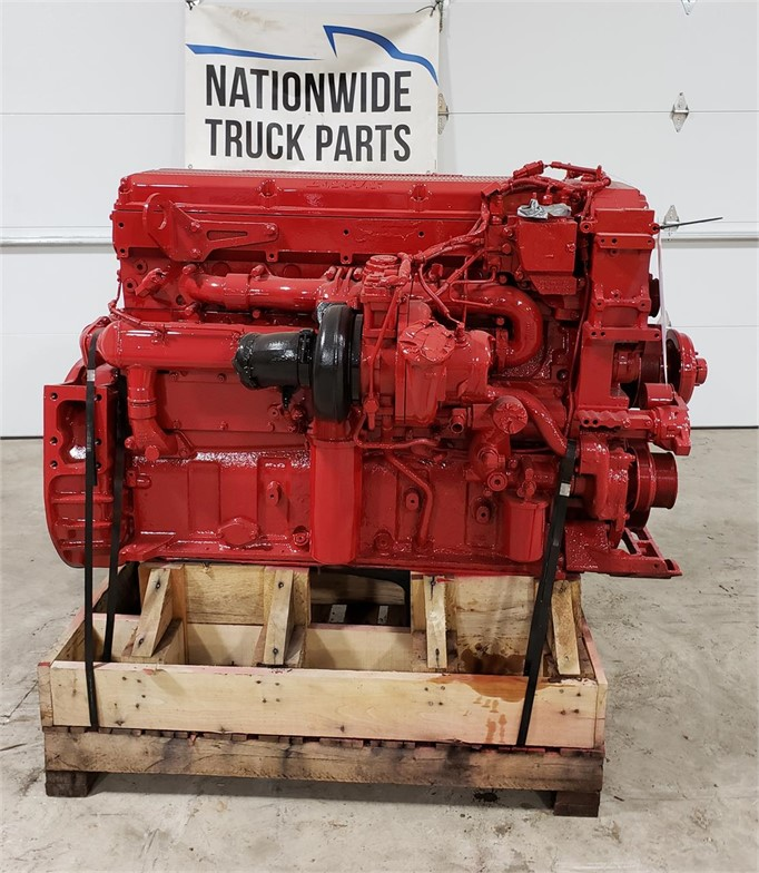 USED 2009 CUMMINS ISX COMPLETE ENGINE TRUCK PARTS #2038