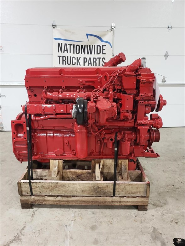 USED 2005 CUMMINS ISX COMPLETE ENGINE TRUCK PARTS #2050