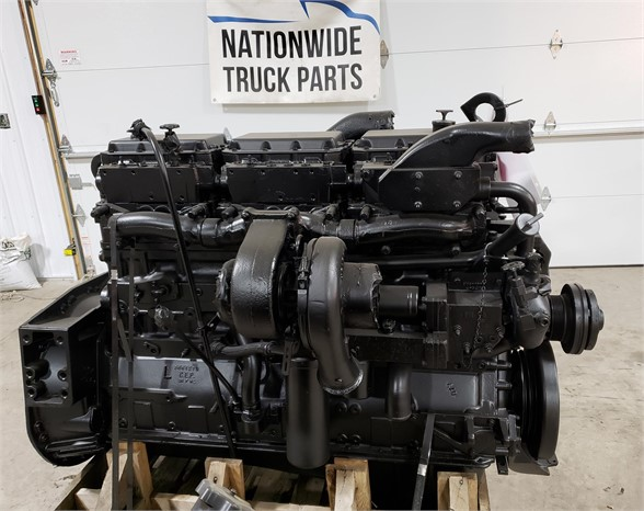 1998 CUMMINS N14 CELECT PLUS ENGINE ASSEMBLY TRUCK PARTS #656254