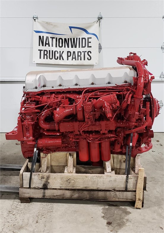USED 2008 MACK MP8 COMPLETE ENGINE TRUCK PARTS #2073