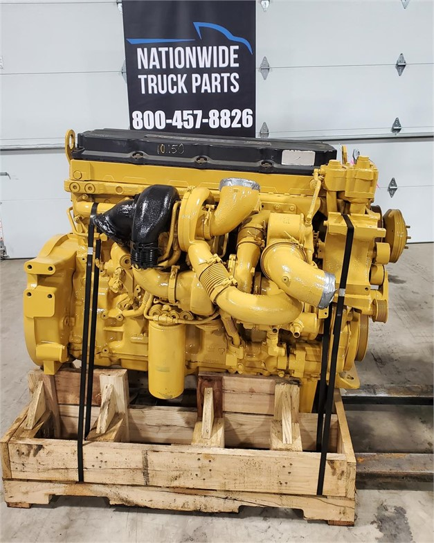 USED 2005 CATERPILLAR C13 COMPLETE ENGINE TRUCK PARTS #2079