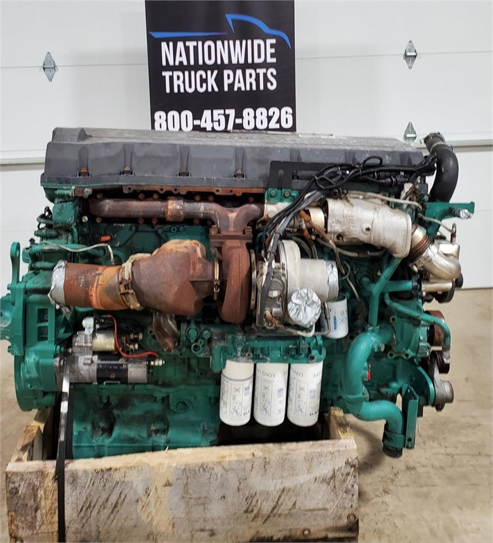 2006 VOLVO D16 Complete Engine #1