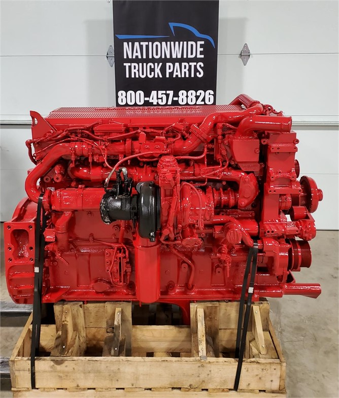 USED 2016 CUMMINS ISX15 COMPLETE ENGINE TRUCK PARTS #2095