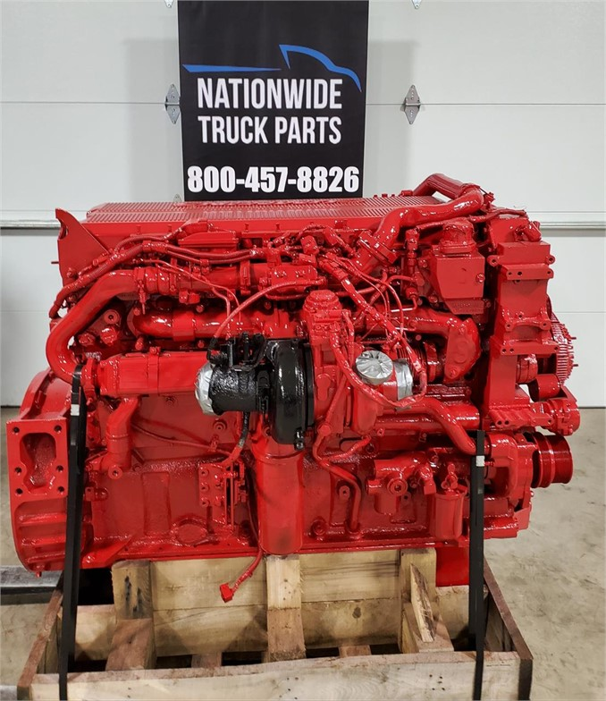 USED 2012 CUMMINS ISX15 COMPLETE ENGINE TRUCK PARTS #2099