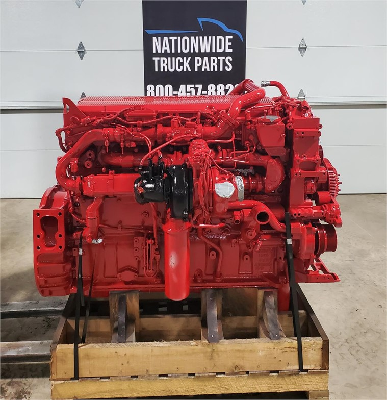 USED 2016 CUMMINS ISX15 COMPLETE ENGINE TRUCK PARTS #2112