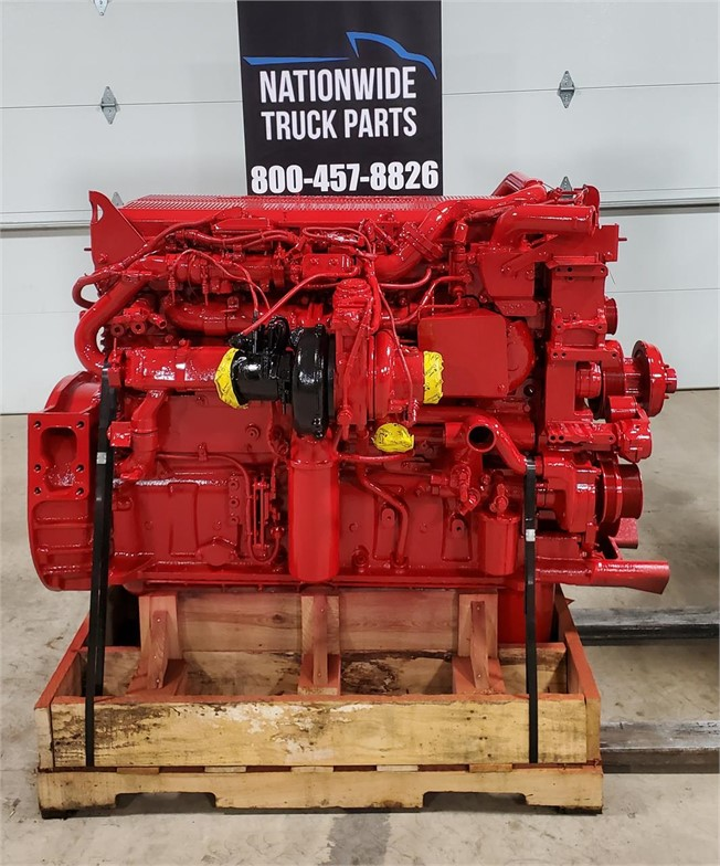 USED 2012 CUMMINS ISX15 COMPLETE ENGINE TRUCK PARTS #2137