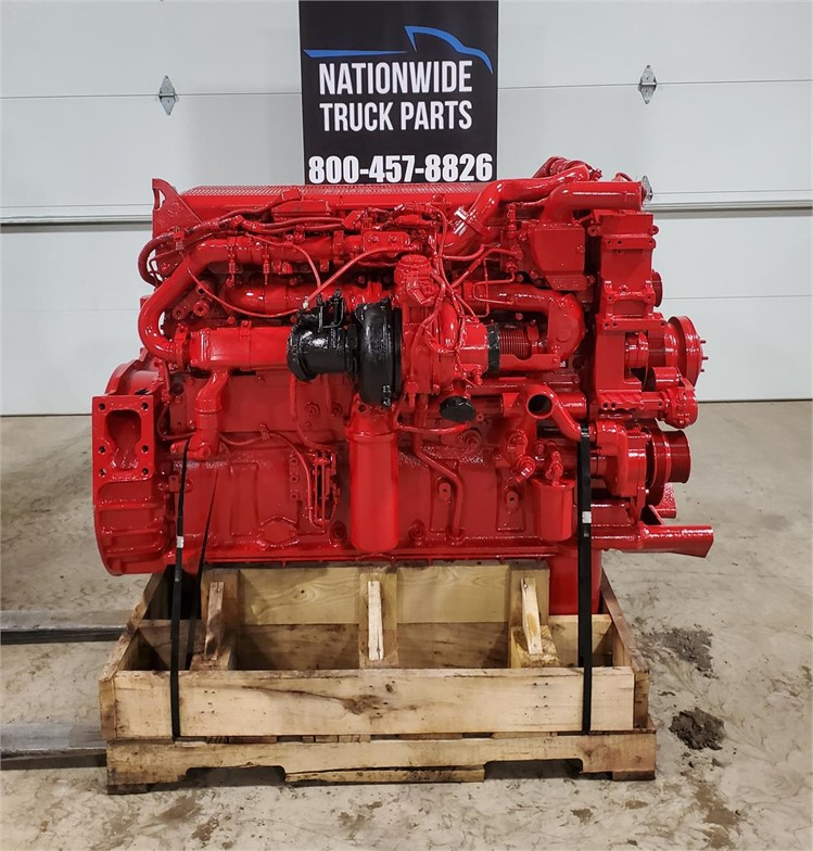 USED 2012 CUMMINS ISX15 COMPLETE ENGINE TRUCK PARTS #2139