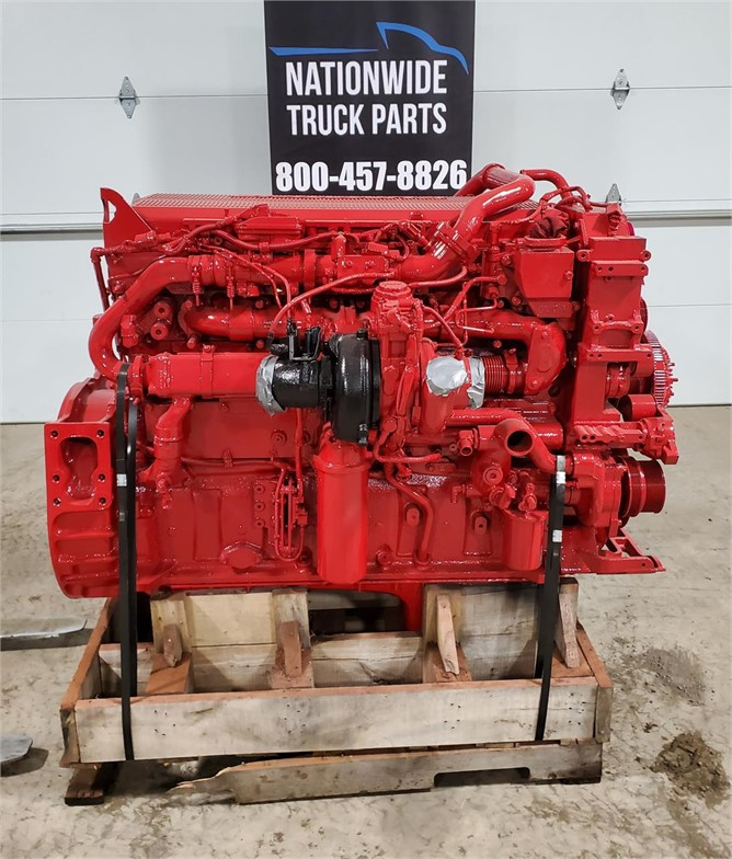 USED 2013 CUMMINS ISX15 COMPLETE ENGINE TRUCK PARTS #2140