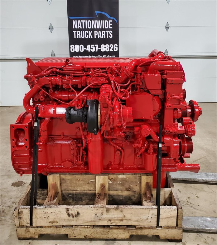 USED 2012 CUMMINS ISX15 COMPLETE ENGINE TRUCK PARTS #2155