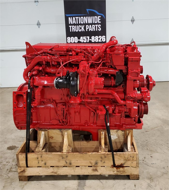 USED 2012 CUMMINS ISX15 COMPLETE ENGINE TRUCK PARTS #2156