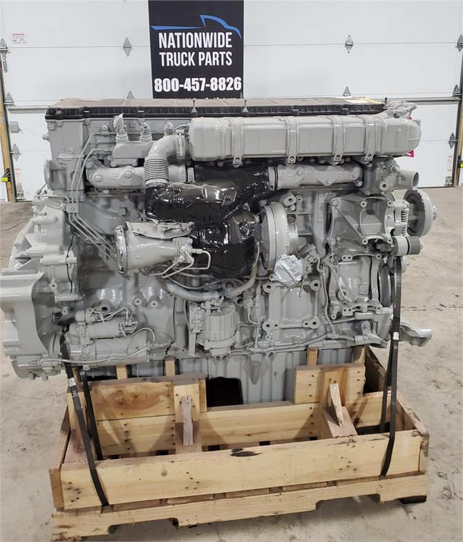 2015 DETROIT DD15 ENGINE ASSEMBLY TRUCK PARTS #715219
