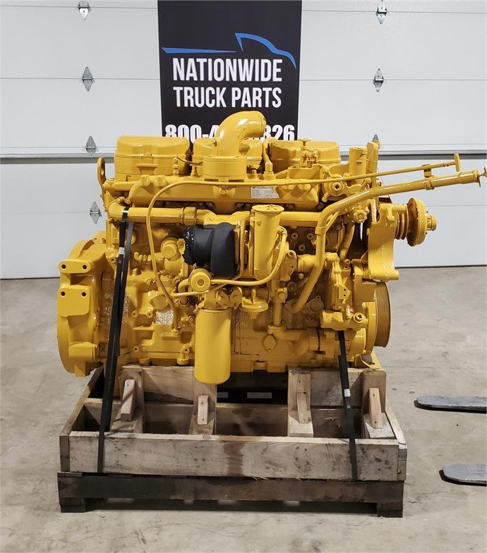 2002 CATERPILLAR C12 Complete Engine #1
