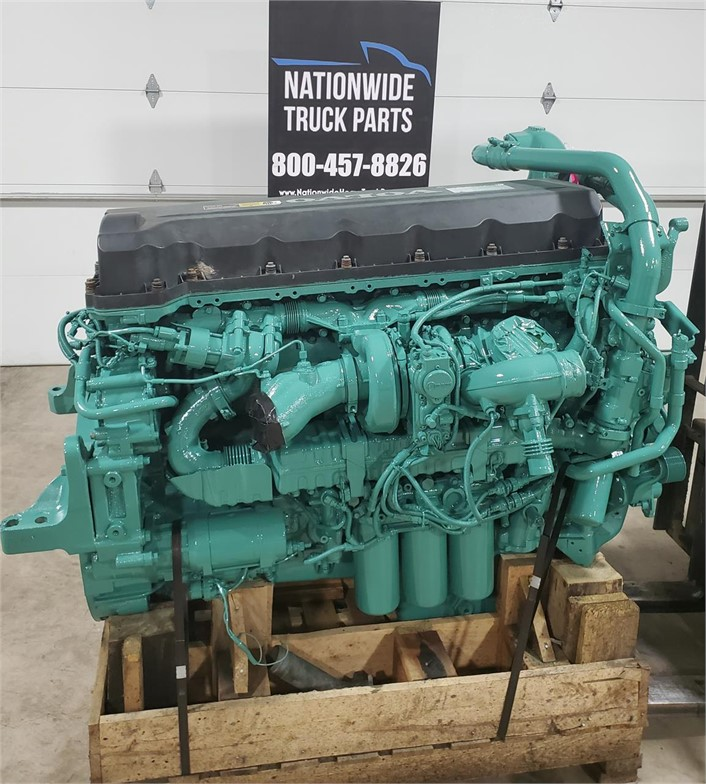 2011 VOLVO D13 Complete Engine #1