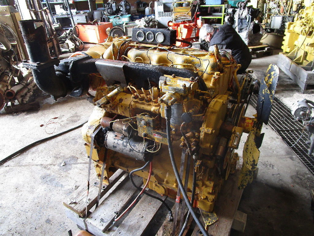 USED 0 CAT D330 COMPLETE ENGINE TRUCK PARTS #10974