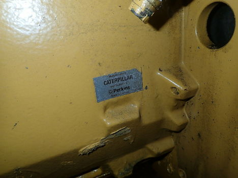 USED CAT 3054T COMPLETE ENGINE TRUCK PARTS #11223-6