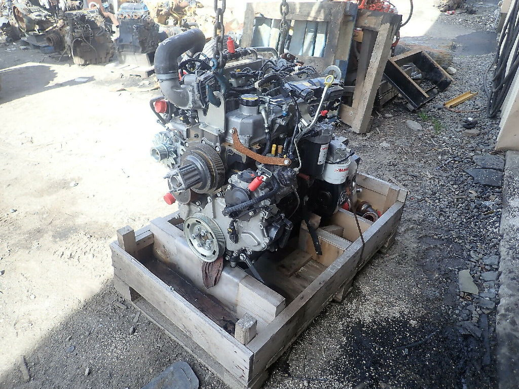 USED PERKINS 854-E34T COMPLETE ENGINE ENGINES & PART #11228