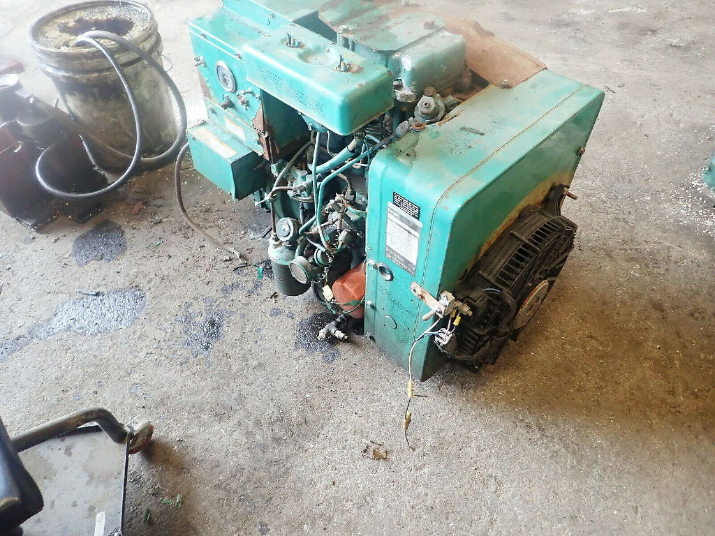 USED ONAN 6.0 KW GENERATOR EQUIPMENT #11245