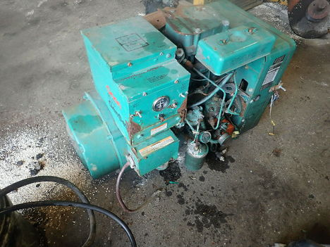 USED ONAN 6.0 KW GENERATOR EQUIPMENT #11245-2
