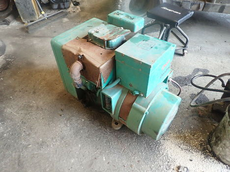 USED ONAN 6.0 KW GENERATOR EQUIPMENT #11245-3