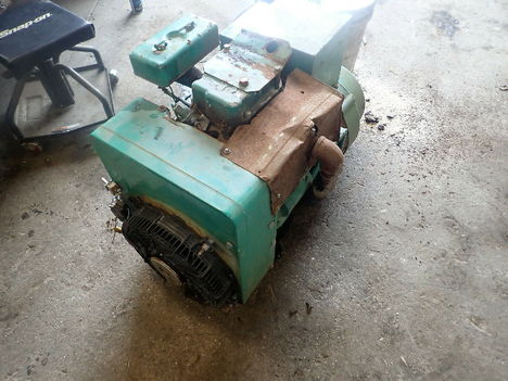 USED ONAN 6.0 KW GENERATOR EQUIPMENT #11245-4