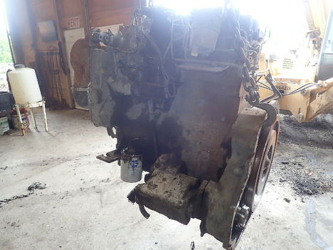 USED PERKINS 1004 40 COMPLETE ENGINE TRUCK PARTS #11306-3