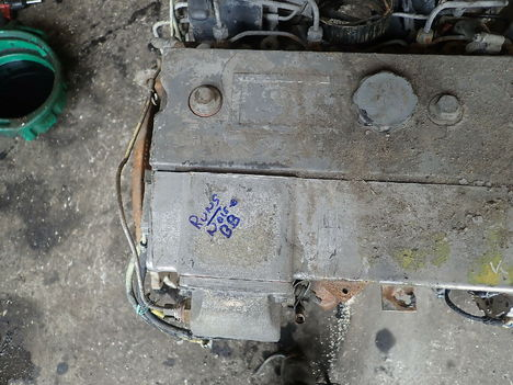 USED PERKINS 1004 40 COMPLETE ENGINE TRUCK PARTS #11306-6