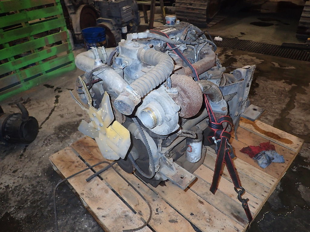 USED PERKINS T31524 COMPLETE ENGINE ENGINES & PART #11313