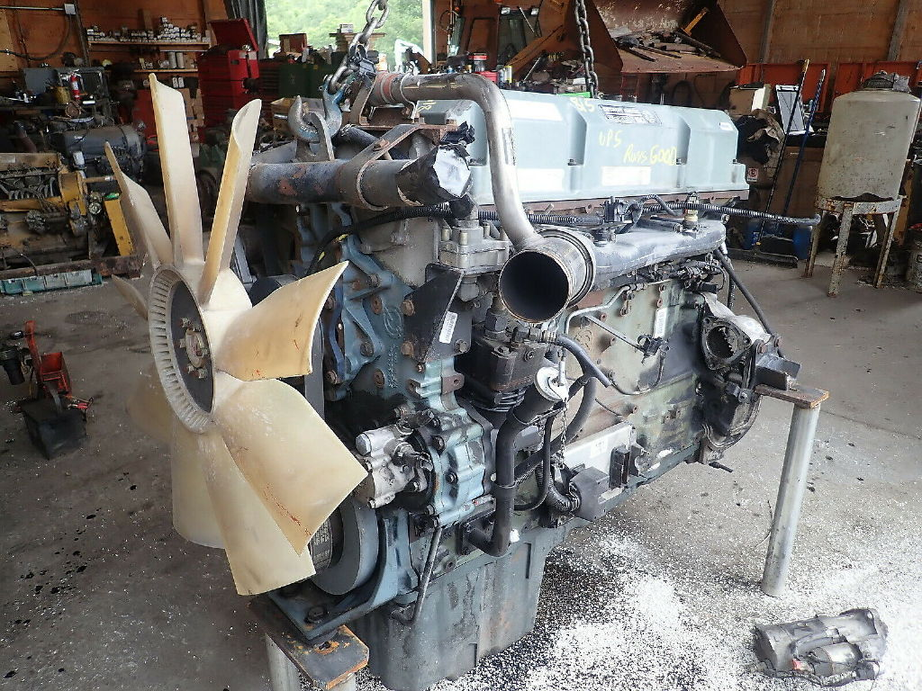2006 DETROIT DIESEL 12.7 ENGINE ASSEMBLY TRUCK PARTS #645384