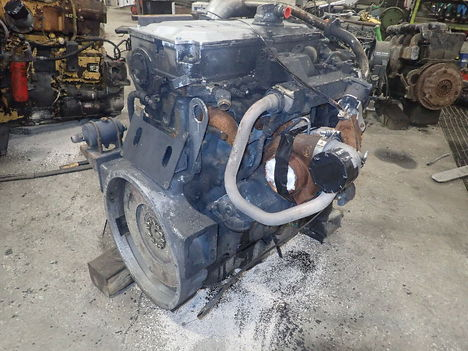 USED 2003 DETROIT DIESEL SERIES 50 COMPLETE ENGINE TRUCK PARTS #11338-3