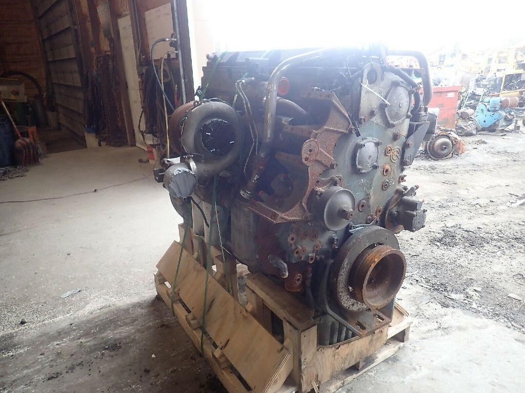 USED 2006 DETROIT DIESEL 14.0L COMPLETE ENGINE TRUCK PARTS #11354