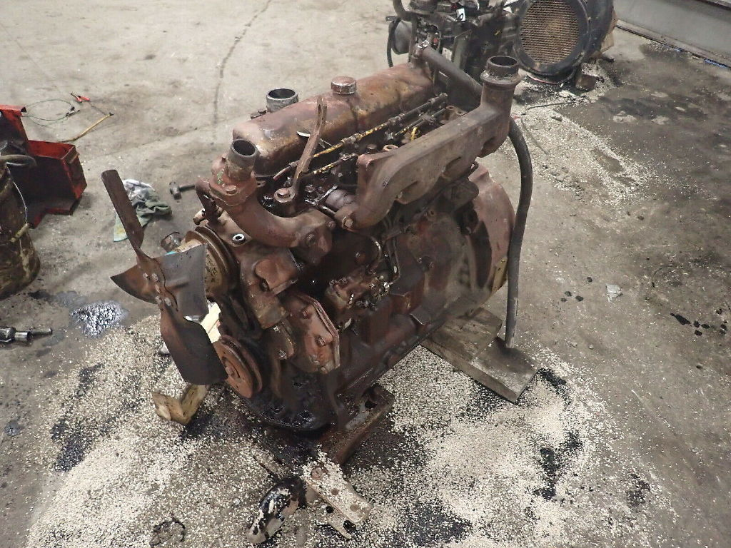 JOHN DEERE 4039DF001 ENGINE ASSEMBLY TRUCK PARTS #700453