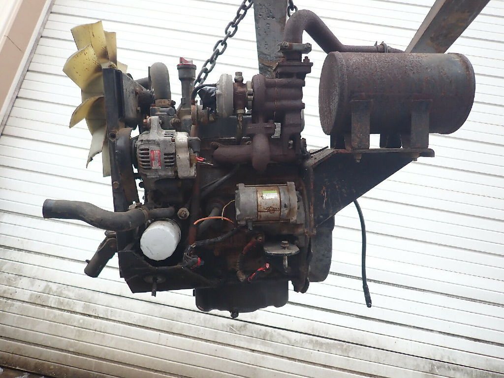 KUBOTA D1105T ENGINE ASSEMBLY TRUCK PARTS #700930