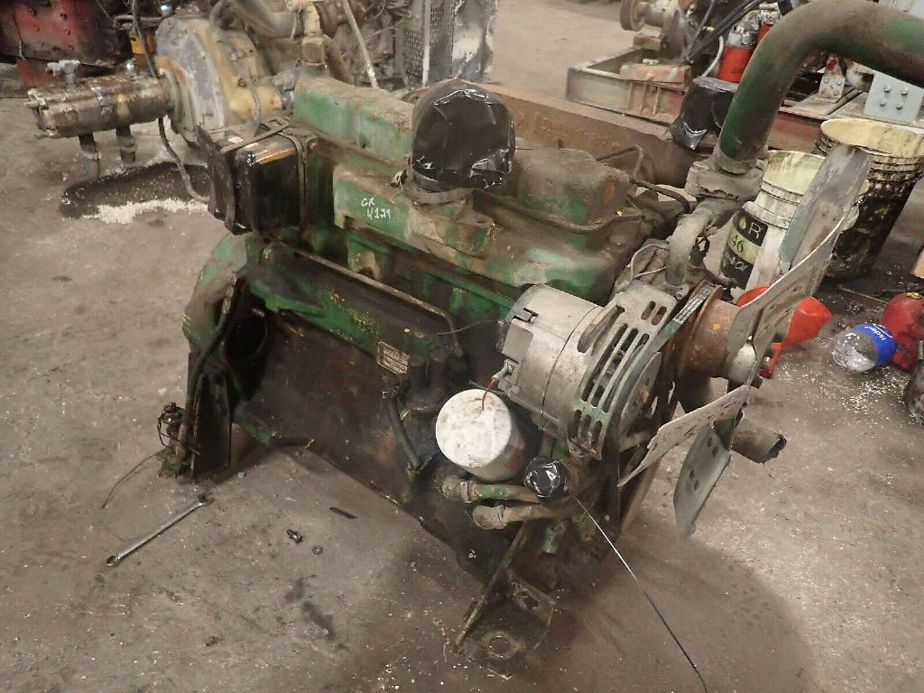 JOHN DEERE 4239 ENGINE ASSEMBLY TRUCK PARTS #702378