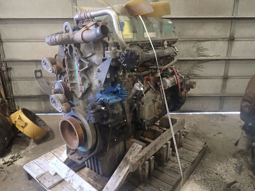 USED 2005 DETROIT DIESEL SERIES 60 12.7 L COMPLETE ENGINE TRUCK PARTS #11705