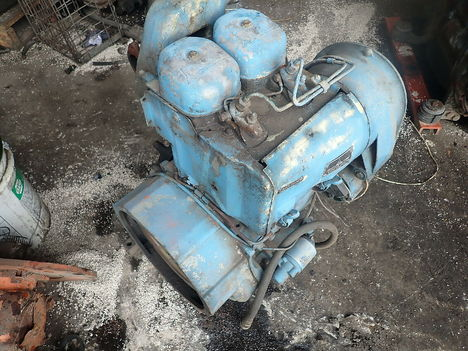 USED DEUTZ F2L511 COMPLETE ENGINE TRUCK PARTS #11726-3