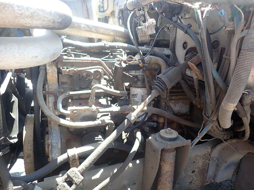 USED CAT 3116 TURBO COMPLETE ENGINE TRUCK PARTS #11792
