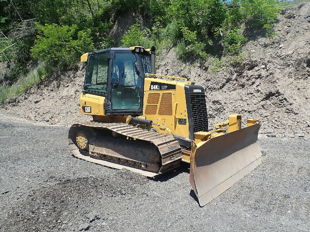 USED 2016 CAT D4K2 LGP CRAWLER DOZER EQUIPMENT #11793