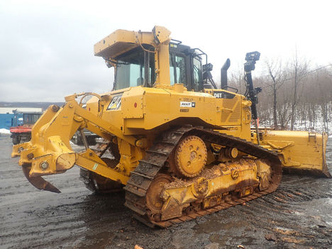 USED 2013 CAT D6T XL CRAWLER DOZER EQUIPMENT #12202-4