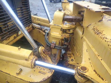 USED 2013 CAT D6T XL CRAWLER DOZER EQUIPMENT #12202-6