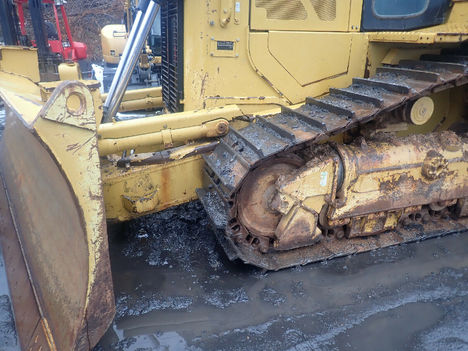 USED 2013 CAT D6T XL CRAWLER DOZER EQUIPMENT #12202-7