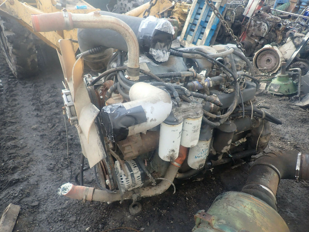 USED 1997 MACK E7-427 COMPLETE ENGINE ENGINES & PART #12249